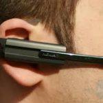 Nokia BH900 bluetooth headset