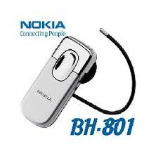 Nokia BH801 Bluetooth headset